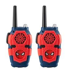 eKids - Spider-man Walkie Talkies med lyd og lyseffekter