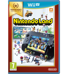 Nintendo Land (Nintendo Selects)