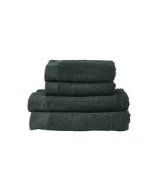 Zone - Classic Håndklæde Sæt - Pine Green