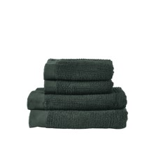Zone - Classic Towel Set - Pine Green (331741)