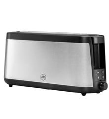 OBH Nordica - Element Toaster - Silver/Black (JK4308S0)