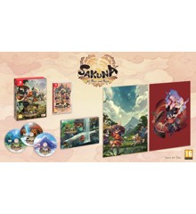 Sakuna: Of Rice and Ruin Limited Edition