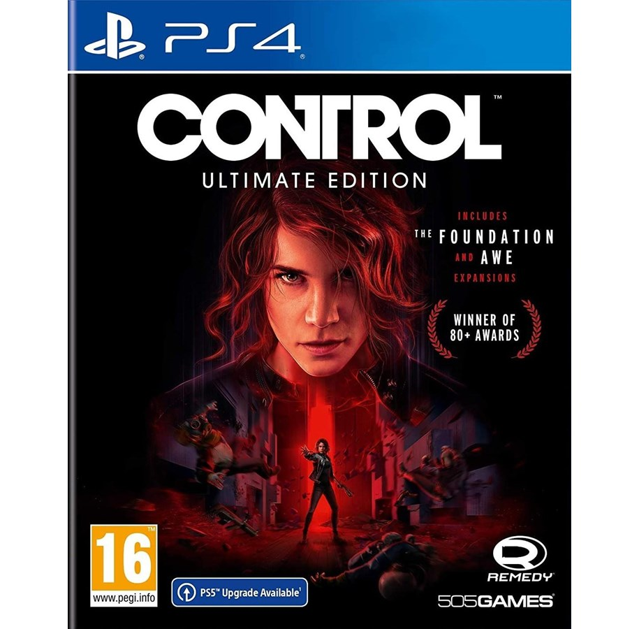 Bilde av Control Ultimate Edition