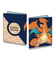 Pokemon - Portfolio 9-P Pokemon - Charizard 2020 - Pokemon Kort Mappe