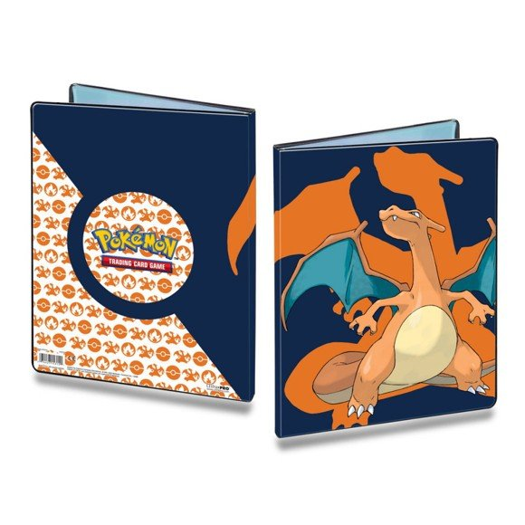 Pokemon - Portfolio 9-P Pokemon Folder - Charizard 2020 (ULT15315)