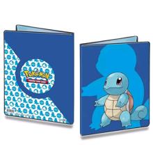 Pokemon - Portfolio 9-P Pokemon Squirtle 2020 - Pokemon Kort Mappe