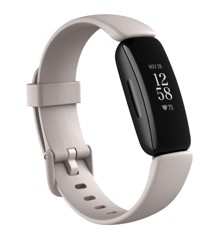 Fitbit - Inspire 2 - Fitness Tracker - Lunar White