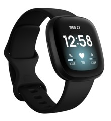 Fitbit - Versa 3 - Smart Watch - Black