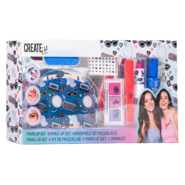 CREATE IT! - Makeup Bag With Makeup Gift Set (84169)