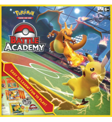 Pokemon - Trading Card Battle Academy (Pokemon Kort) (POK80789)