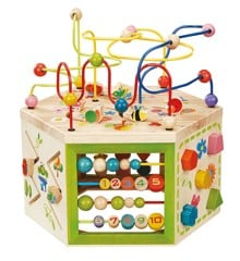 EverEarth - 7-in-1 Garden Activity Cube ( 33285)