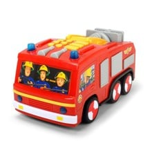 Brandmand Sam - Super Tech Jupiter m/lys og lyd