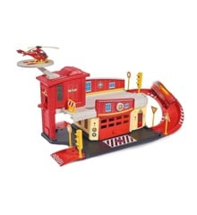 Fireman Sam - Fire Rescue centre (I-203099623-1)