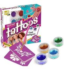 FABLAB - Glitter Tatoveringer