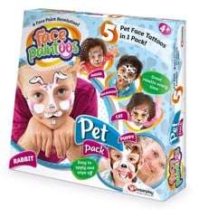 Face Paintoos - Pet Pack