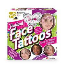FABLAB - Face Tattoos