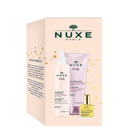 Nuxe - Body Reg Christmas 2020 Gift Set