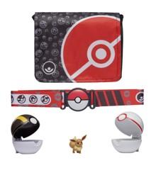 Pokemon - Clip'N'Go - Bandolier Set - Eevee