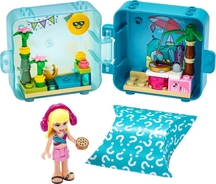 LEGO Friends - Stephanie's Summer Play Cube (41411)