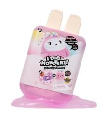 I Dig Monsters - Jumbo - Pink