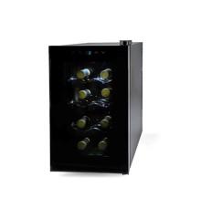 Funktion - Vinkøleskab Til 8 Flasker - Sort