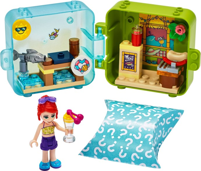 LEGO Friends - Mia's Summer Play Cube (41413)