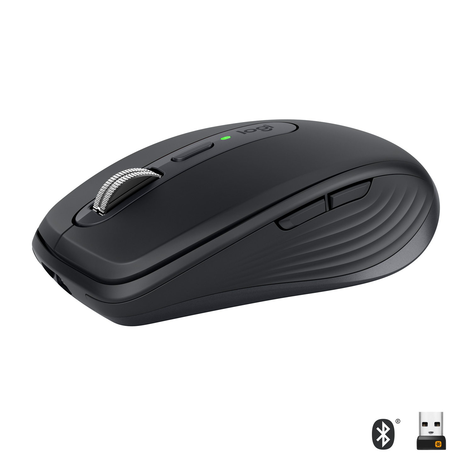 Logitech - MX Anywhere 3 - Graphite