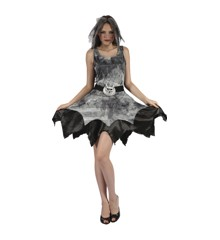 Gothic Bride - Teen Costume (Size 134 - 140)