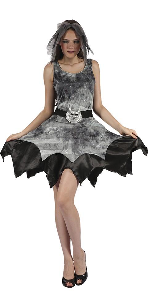 Gothic Bride - Teen Costume (Size 146 - 152)