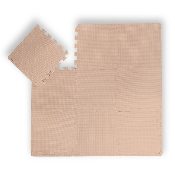 That's Mine - Foam Play Mat - Mat Light Brown (PM2104)