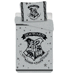 Bed Linen - Adult Size 140 x 200 cm -  Harry Potter (1000261)