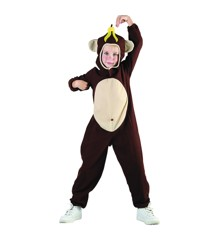 Monkey - Childrens Costume (Size 122 - 134)