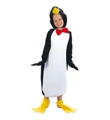 Pingvin Dragt - Børne Kostume (Str. 122 - 134)