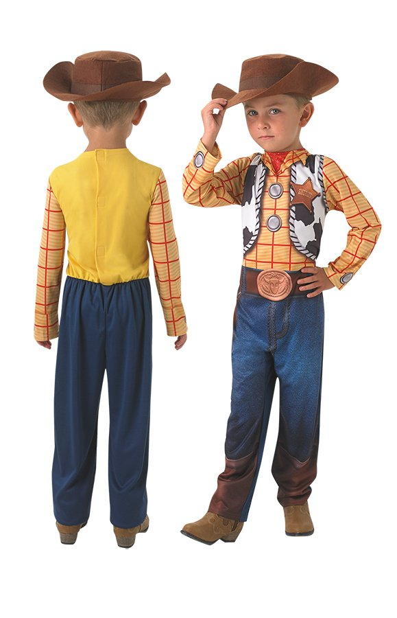 Toy Story - Woody - Childrens Costume (Size 128)