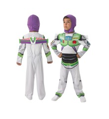 Toy Story - Buzz Lightyear - Børne Kostume (Str. 116)