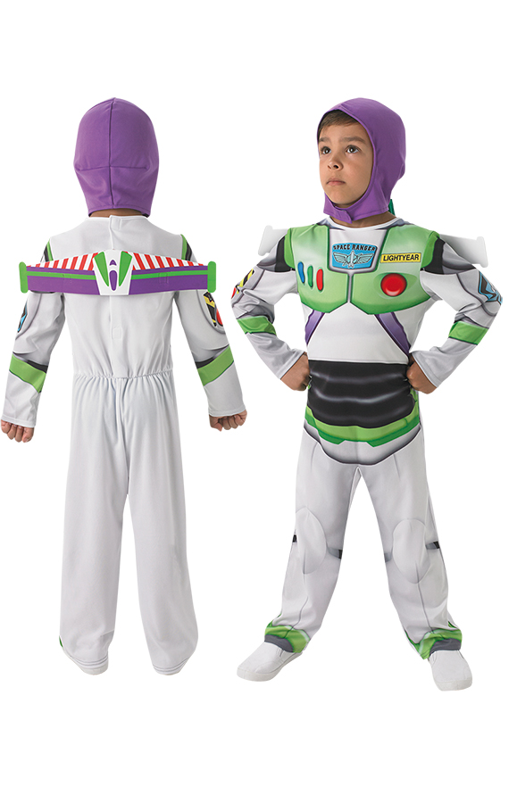 Toy Story - Buzz Lightyear - Childrens Costume (Size 128)