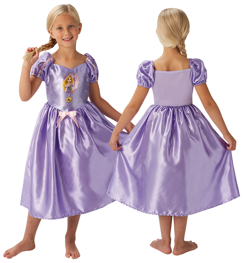 Disney Princess - Rapunzel - Childrens Costume (Size Large)