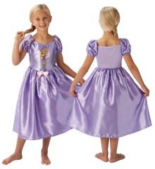 Disney Prinsesse - Rapunzel - Børne Kostume (Str. Large)