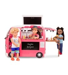 Our Generation - Food Truck, Pink (737969)