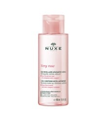 Nuxe - Very Rose Cleansing Water Sensitive Skin 400 ml