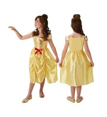 Disney Princess - Fairytale Belle - Childrens Costume (size 128)