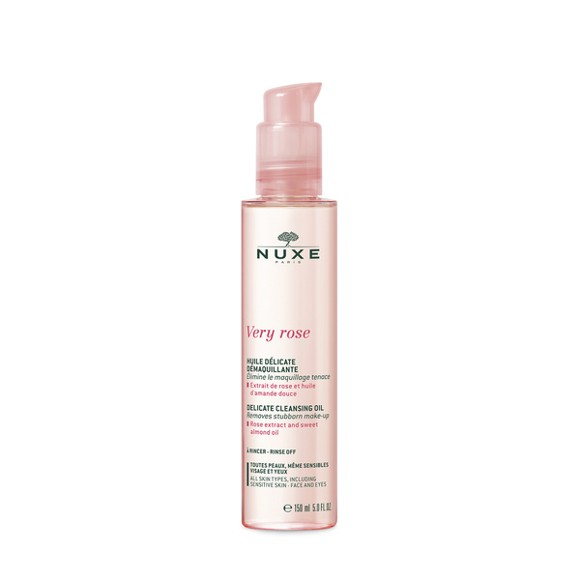 Nuxe - Very Rose Cleansing Oil 150 ml
