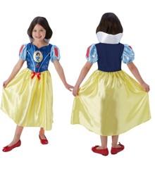 Disney Princess - Snehvide - Børne Kostume (Str 128)