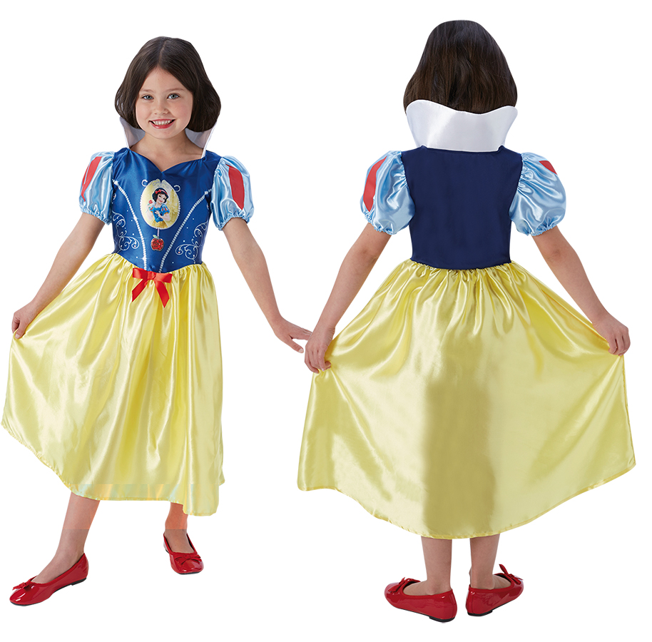 Disney Princess - Snow White - Childrens Costume (Size 128)