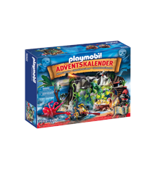 Playmobil - Advent Calendar - Pirate Cove (70322)