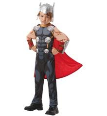Marvel Avengers - Thor - Børnekostume (Str. Small)
