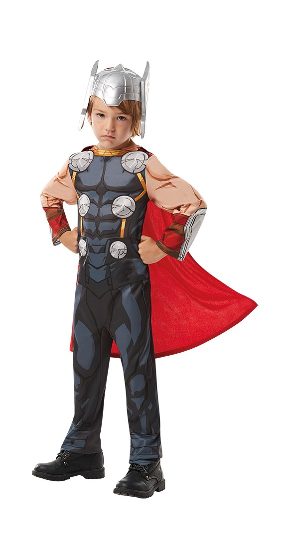 Marvel Avengers - Thor - Childrens Costume (Size Medium)