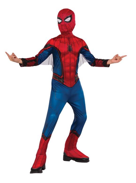 Spider-Man Classic Suit - Childrens Costume (Size 104)