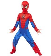 Spider-Man Classic Suit - Childrens Costume (Size 116)
