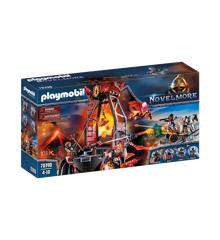 Playmobil - Burnham Raiders Lavamine (70390)
